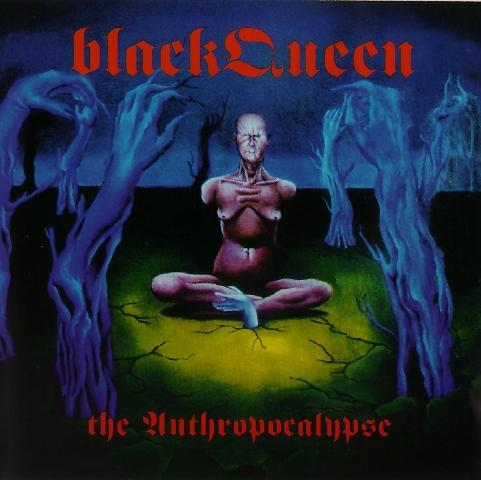 Black Queen Album Cover